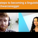 linguistic Schwarzenegger